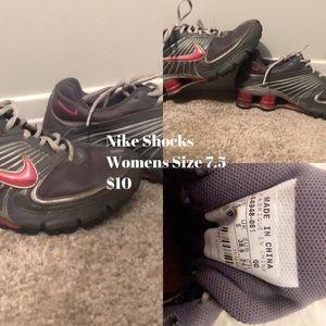 Women's Nike Shocks